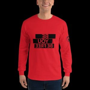 Look In The Mirror Long Sleeves T-Shirts
